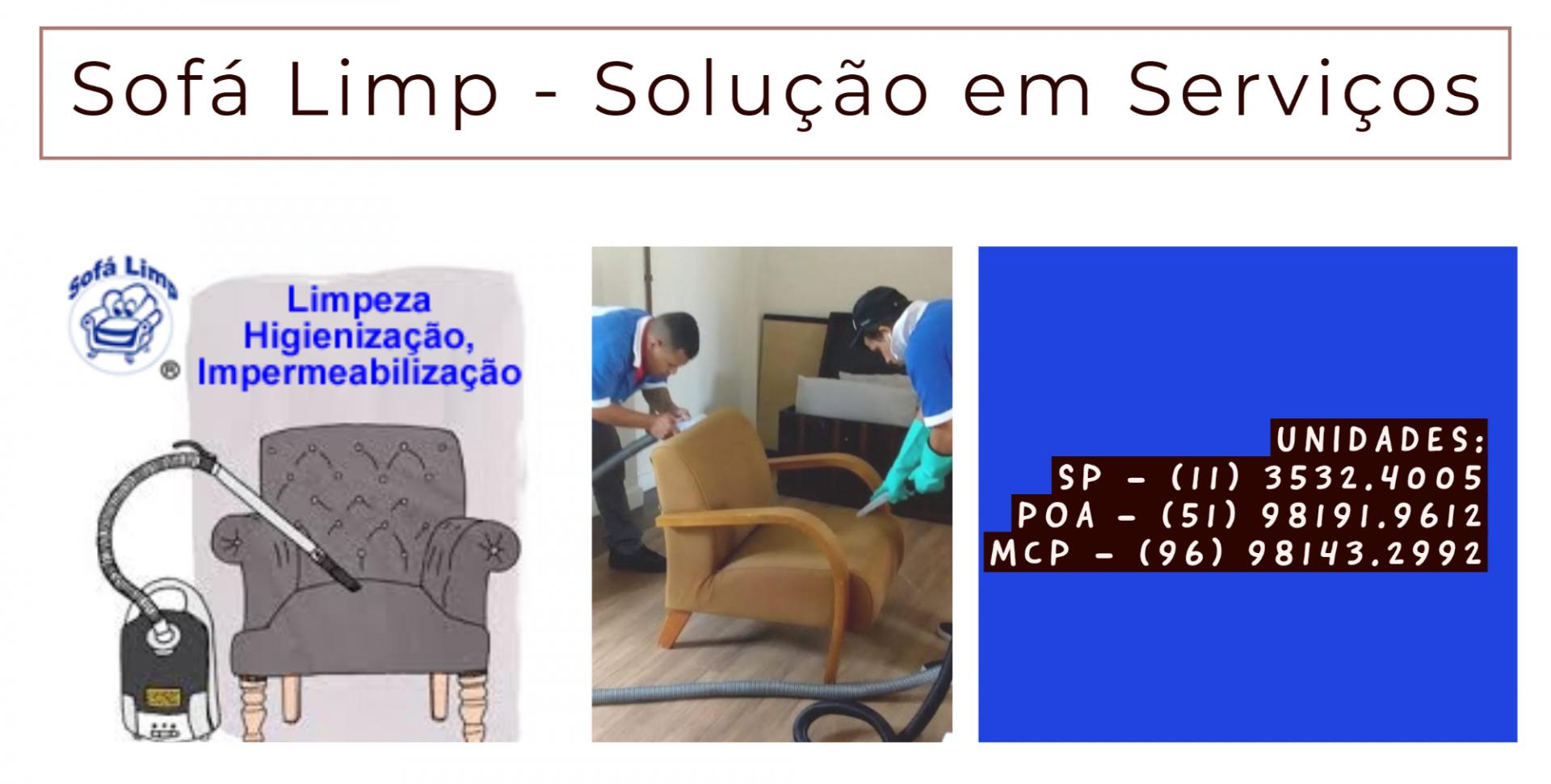 Sofá Limp